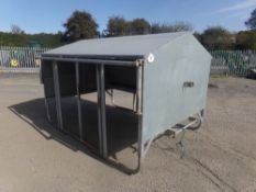 CALF CREEP FEEDER (NO VAT)