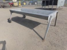 CATTLE FEED TROUGH (+ VAT)