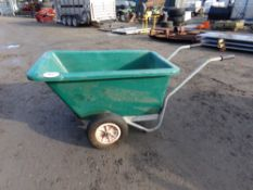 LARGE WHEELBARROW (+ VAT)