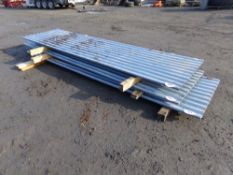 20 X 10` CORRUGATED SHEETS (+ VAT)