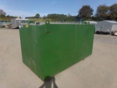 GREEN FUEL TANK (NO VAT)