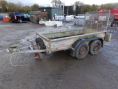 PROTEC TANDEM AXLE TRAILER IDEAL FOR QUA