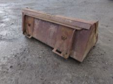 5FT BOBCAT BUCKET (+ VAT)