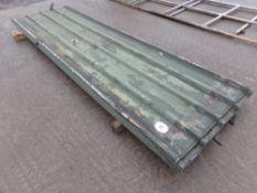 36 GREEN TIN 12FT SHEETS