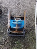 FORD TRACTOR HITCH