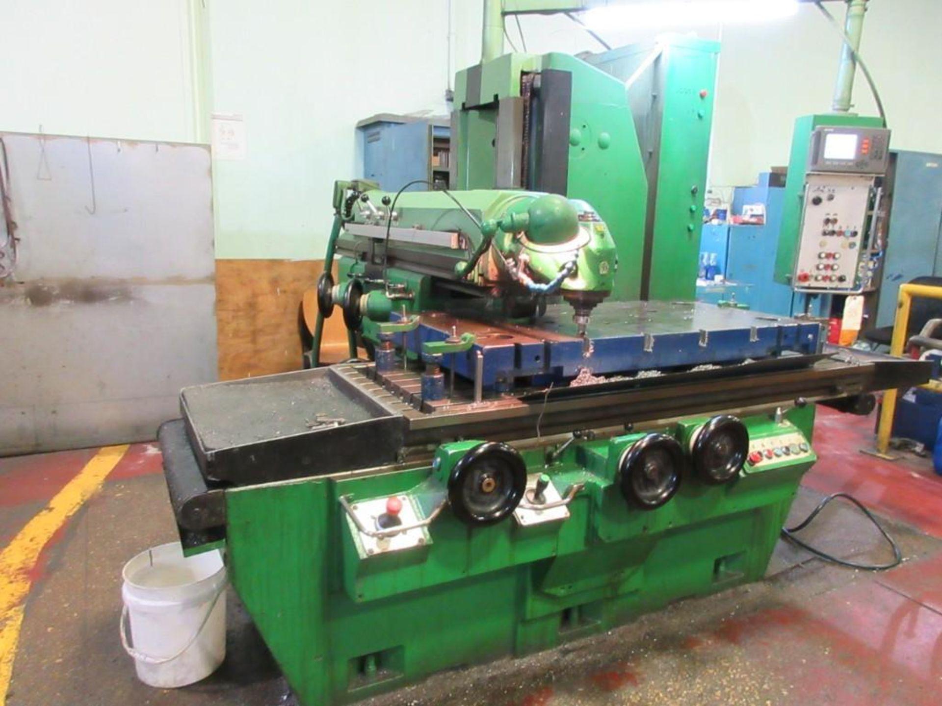 Lot 33 - HURON HORIZONTAL MILLING MACHINE; MODEL PU661