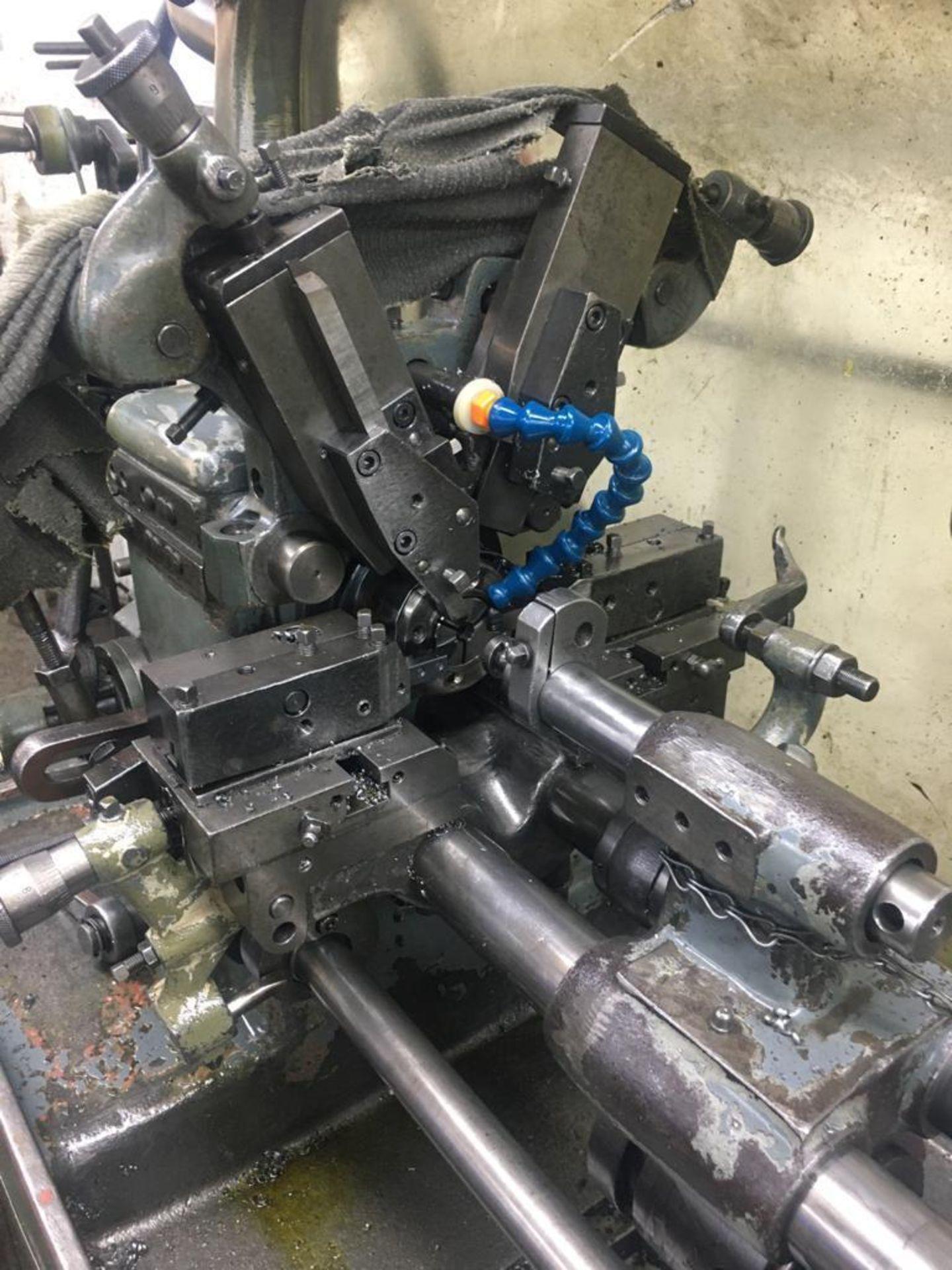 Lot 61 - TRAUB AUTOMATIC SCREW MACHINE; MODEL A20/25