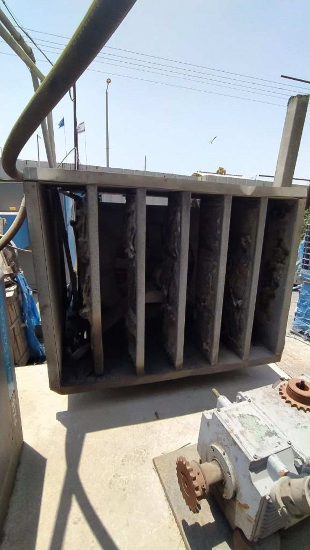 Lot 56 - ATLAS COPCO NON-CYCLING REFRIGERATED AIR DRYER; MODEL FX16