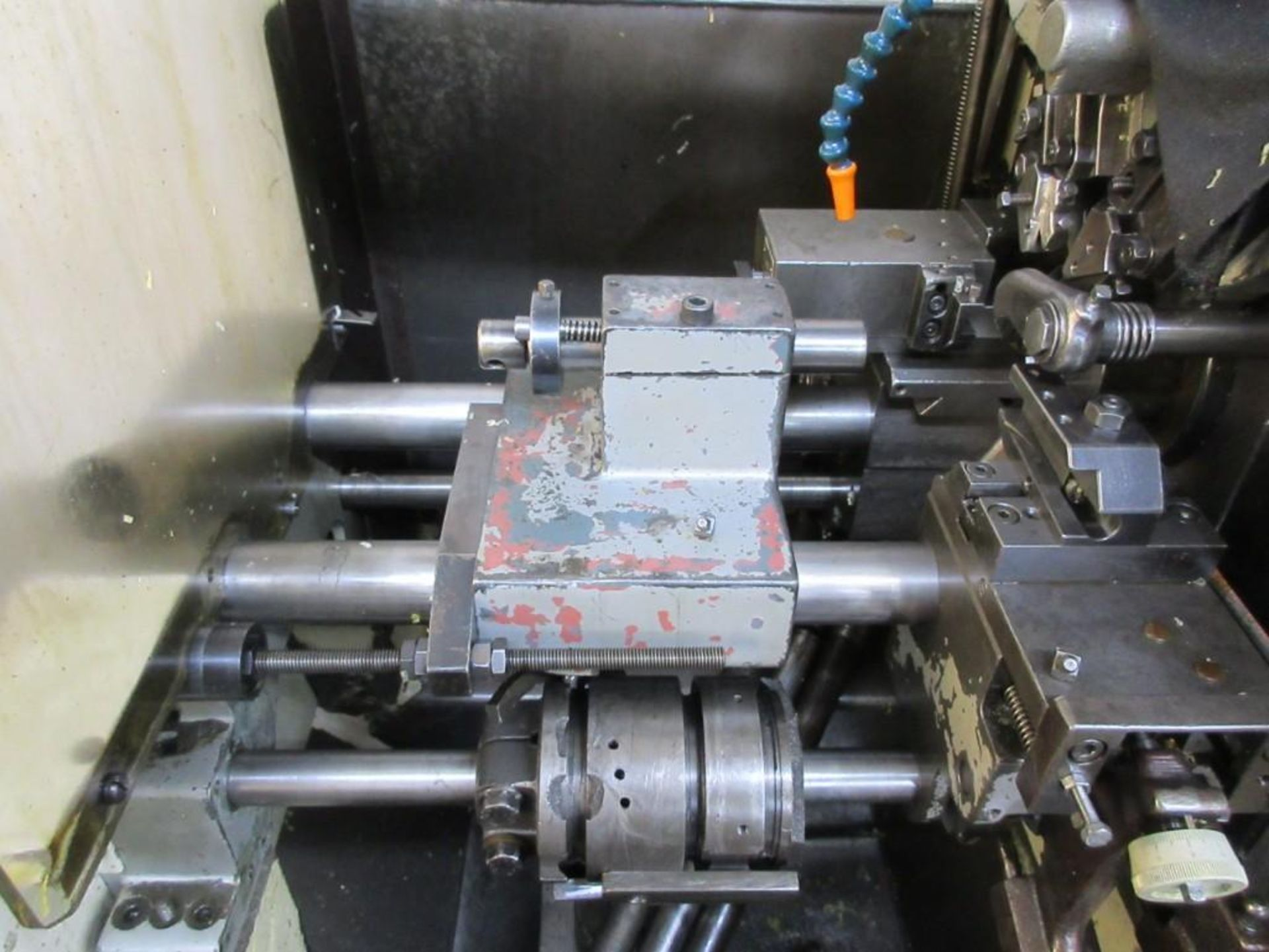 Lot 63 - TRAUB AUTOMATIC SCREW MACHINE; MODEL TD36
