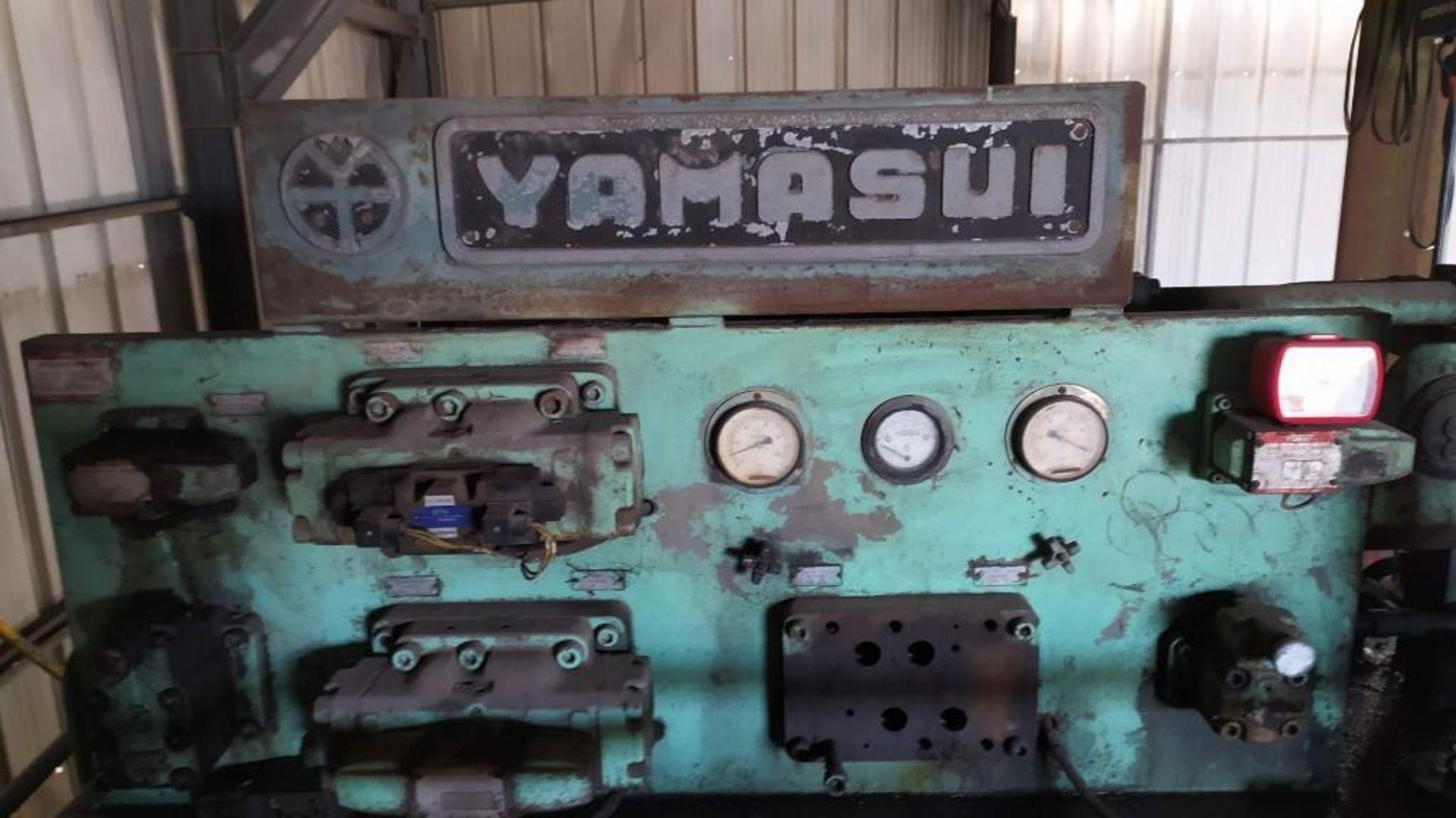 Lot 54 - YAMASUI HYDRAULIC PIPE TESTER