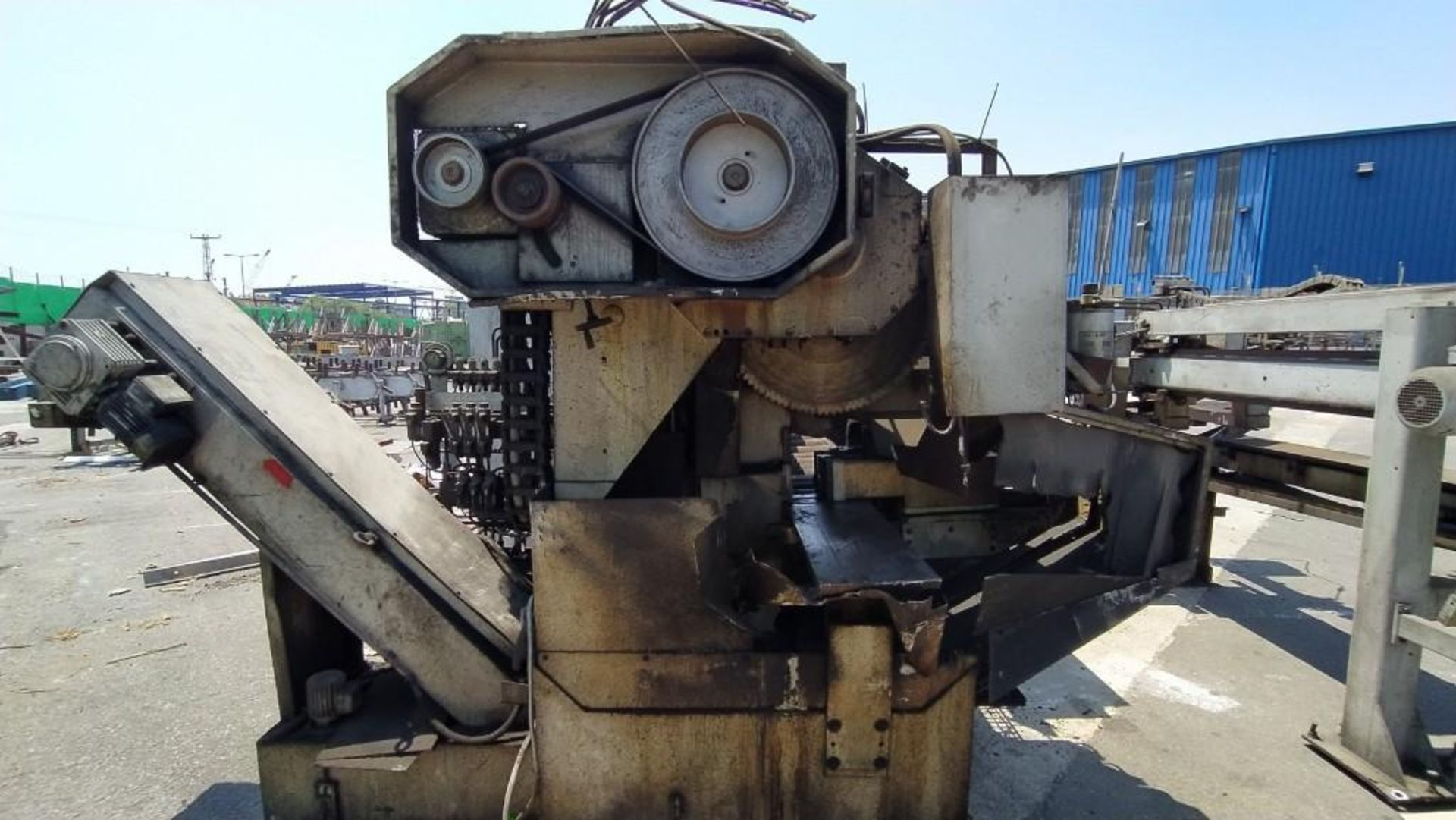 Lot 59 - KASTO CNC FULLY AUTOMATIC PRODUCTION SAWING MACHINE; MODEL KPS P 26