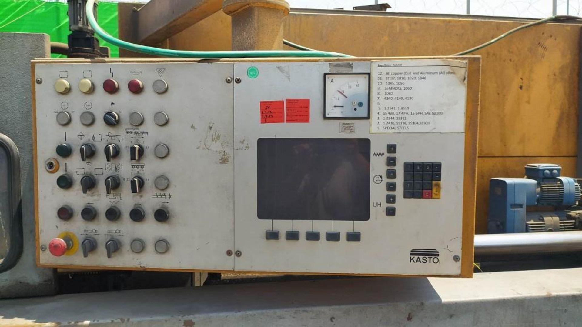 Lot 58 - KASTO CIRCULAR COLD SAW; MODEL PKS 140PM
