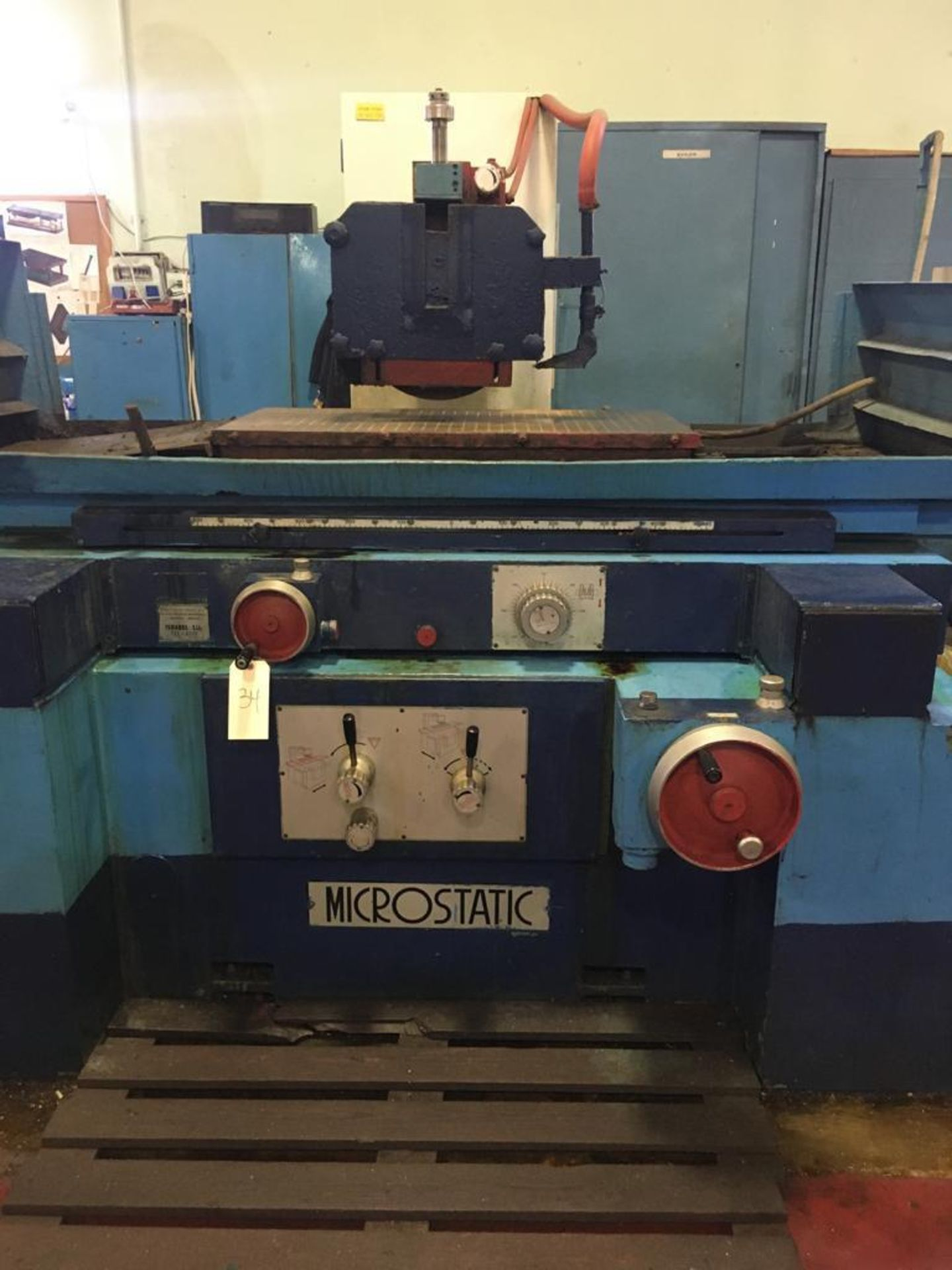 Lot 34 - DORMAC MICROSTATIC HORIZONTAL SURFACE GRINDER