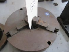 TOS 25CM 3-JAW CHUCK