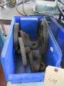 LOT OF MISCELLANEOUS GEARS