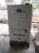 DALGA KIRAN AIR COMPRESSOR