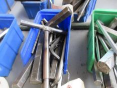 LOT OF ALLEN WRENCHES