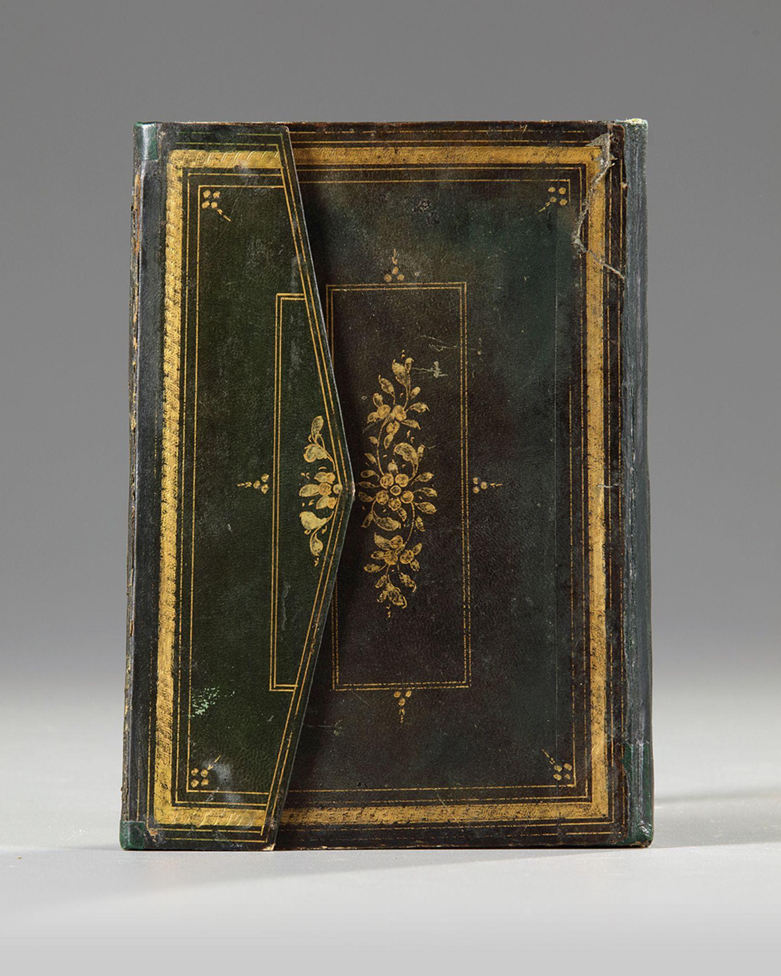 An Ottoman gilt decorated Quran - Bild 3 aus 3