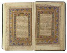 JAWAHER AL-TAFISR LE TOHFAT AL-AMIR BY HUSAIN KASHEFI, SULTANATE INDIA, 897 AH/149 AD