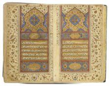 A QURAN, PERSIA,18TH CENTURY