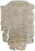 A SALE CONTRACT 'EAQD BAYE HAIJH SHAREIA DATED 1198 AH/1783 AD, TUNISIA/GHAR EL MELH