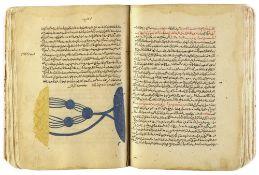 MAHMUD BIN MASSUD QUTB AL-DIN-SHIRAZI (D.1311), KULLIYAT AL-QANUN, A COMMENTARY ON THE FIRST VOLUME
