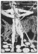 Dähn, Fritz(Heilbronn 1908 - 1980 Heilbronn, lebte in Berlin)Druos ?Radierung, 1950er Jahre,