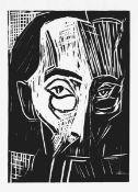 Fuhr, Ellen(Berlin 1958 -2017 Berlin)Studium an der Hochschule für Bildende Künste Dresden 1978-1983