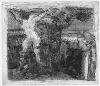 Gille, Sighard(geb. 1941 Eilenburg, lebt in Leipzig)Studium an der Hochschule für Grafik und