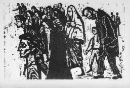 Dirx, Willi(Recklinghausen 1917 - 2002 Wuppertal)1937-1939 Studium an der Düsseldorfer Kunstakademie