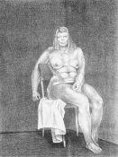 Gerbeth, Dieter(geb. 1931 Leipzig, lebte in Berlin, jetzt im Wendland)Schüler von Werner Tübke und