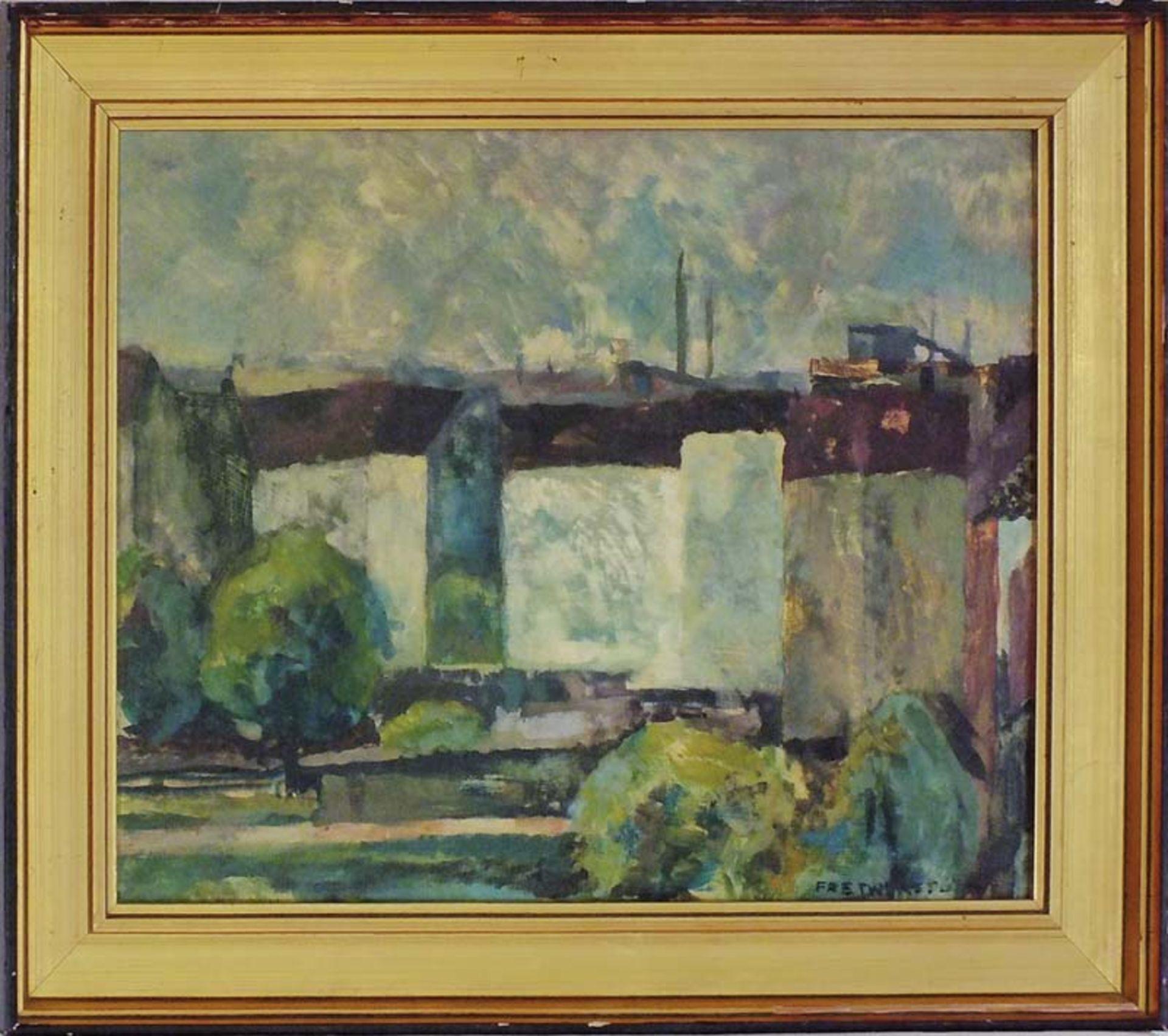 Fretwurst, Friedrich Wilhelm