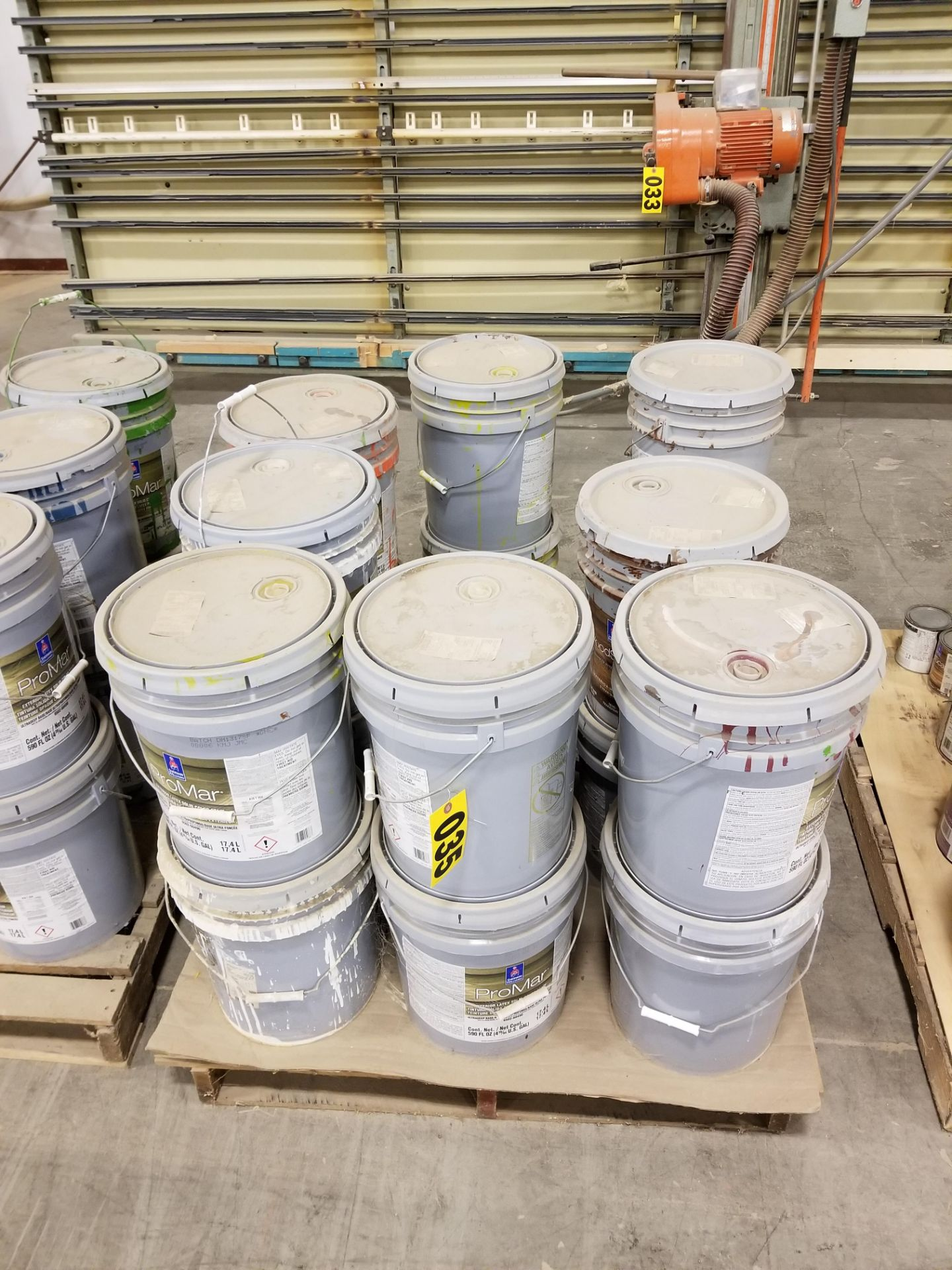 Lot 35 - Sherwin Williams water based stain