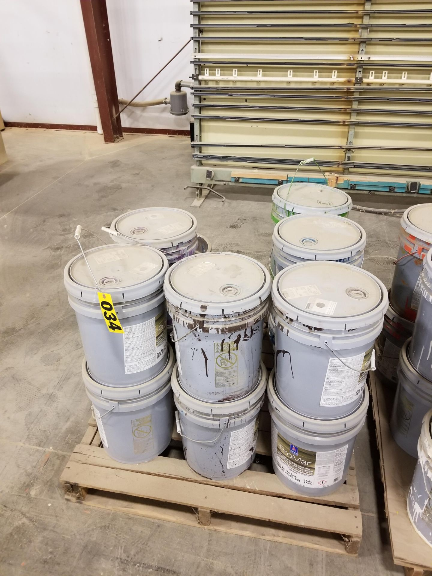 Lot 34 - Sherwin Williams water based stain