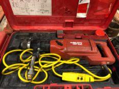 Hilti DD100 Diamond Core Drill 110 volt drilling machine 3 speed heavy duty
