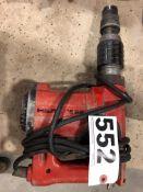 Hilti TE22 Rotary Hammer Drill