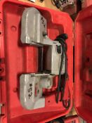 Milwaukee 6230 Portable Bandsaw(missing parts) w/case