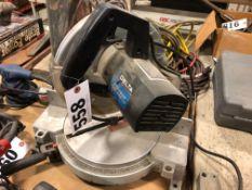 """Delta 36-075 10"""" compound miter saw chop saw"""