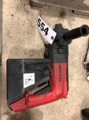 Hilti TE10A 36 volt Rotary Hammer drill w/battery