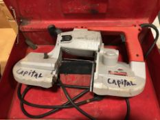 Milwaukee 6230 Heavy Duty Portable Bandsaw