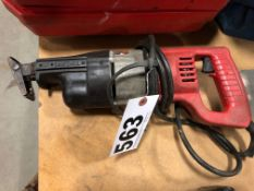 Milwaukee 6509 Sawzall Reciporcating saw