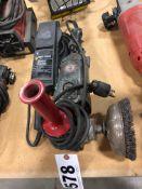 Black & decker 5182 grinder & Black Decker 9531 sander polisher
