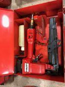 Hilti pneumatic stapler (parts)