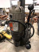 "Black & decker 3/4"" heavy duty portable magnetic drill press mag drill"