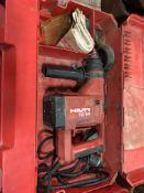 Hilti TE14 Rotary Hammer Drill w/Case