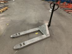 5000 lb. Hydraulic Pallet Jack