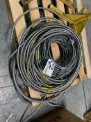 Coil of assorted Conduit