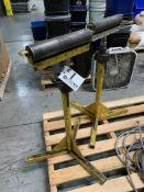 (2) 1' Roller Stands