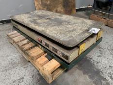 Southworth 750 lb. Scissor Lift 4' X 2' Platform