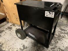 Steel Rolling File Cabinet
